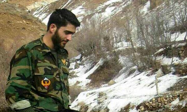 ماجرای خوشحالی شهید محمودرضا بیضایی از زیارت با لباس نظامی