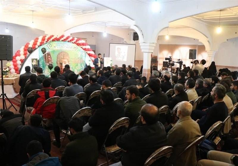 مراسم بزرگداشت شهید محمد غفاری برگزار شد+ تصاویر
