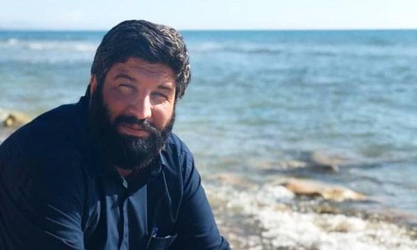 اصغر پاشاپور در حلب سوریه به شهادت رسید