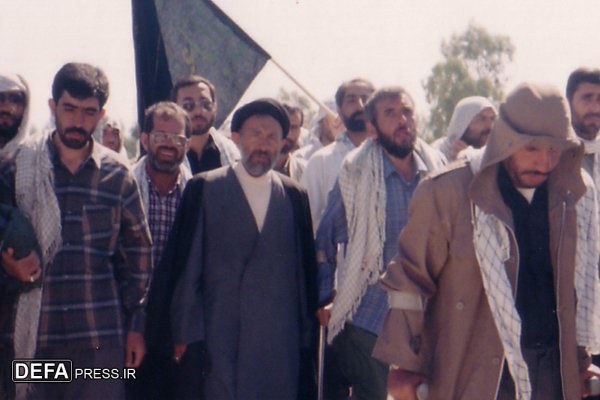 شهیدی که همراه با آزادگان به میهن بازگشت