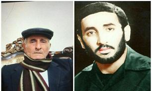 پیکر پدر شهید «نجفی» در بهشهر تشییع میشود