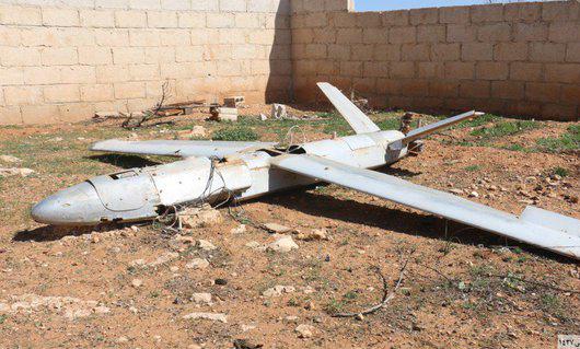ارتش سوریه پهپاد مهاجم به فرودگاه حماه را سرنگون کرد