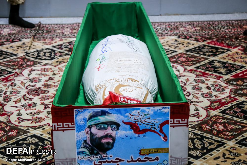 همه هفت پسرم فردای حضرت زینب (س)/ محمد دریای ادب بود