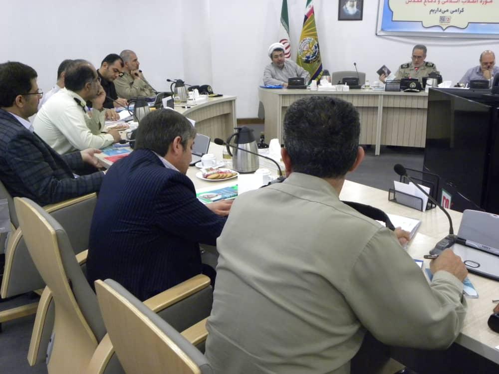 دوازدهمین جلسه شورای اسنادی دفاع مقدس برگزار شد