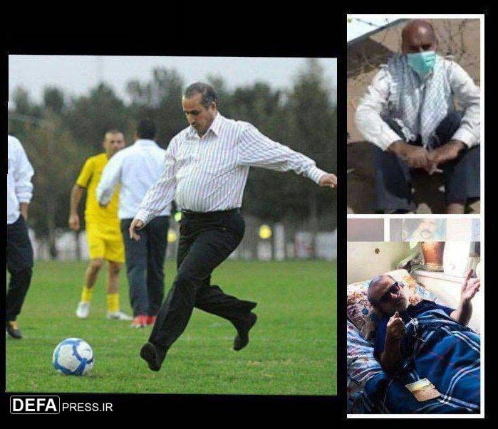 نفسهای سخت جانباز شیمیایی، قربانی پاسکاری مسئولان/ فوتبالیست معروف هم به جانباز اعتنا نکرد