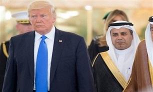 کاخ سفید: ترامپ در جریان حمله موشکی به عربستان قرار گرفته است