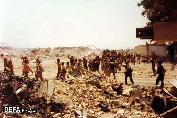بخش دوم/ عملیات «بیتالمقدس»؛ مرحله به مرحله تا آزادسازی خرمشهر