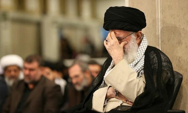 مراسم سوگواری سالروز شهادت امام علی (ع) با حضور رهبر انقلاب اسلامی برگزار شد