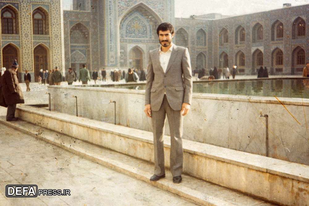 تنها به عشق بازگشت پدرم، بزرگ شدم!/ آرزوی من و مادرم دیدار با رهبری است