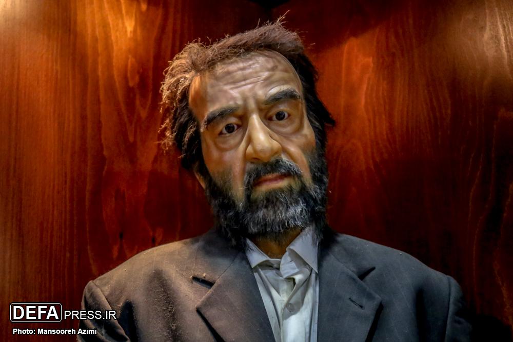 نمایش مظلومیت مردم ایران در موزه «صلح»