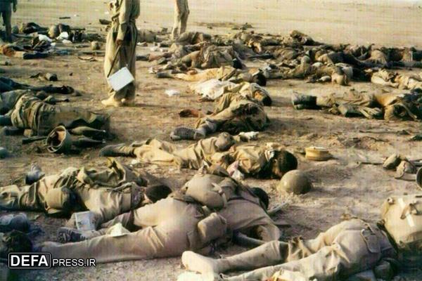 سقوط «بصره» تهدیدی برای پایههای حکومت «صدام»/ خاکریزهای مثلثی اسرائیل سد رزمندگان شد