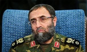 شهید ادیبان سد پولادینی در جبهه غرب پدید آورد