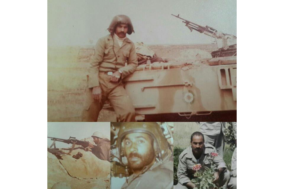 تحمل فراق دوران آتش بس سختتر از سالهای جنگ بود/ از نظر مردم من هم قهرمان ملی بودم/ قرزندانم را به استقبال پدرشان بردم