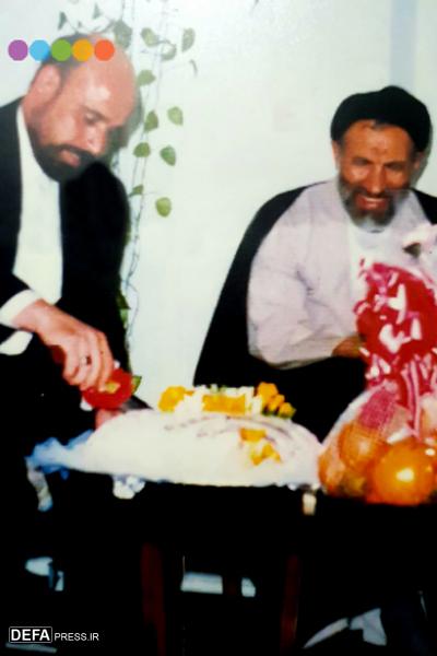 ایست قلبی یک آزاده پس از شنیدن خبر درگذشت حجتالاسلام ابوترابی