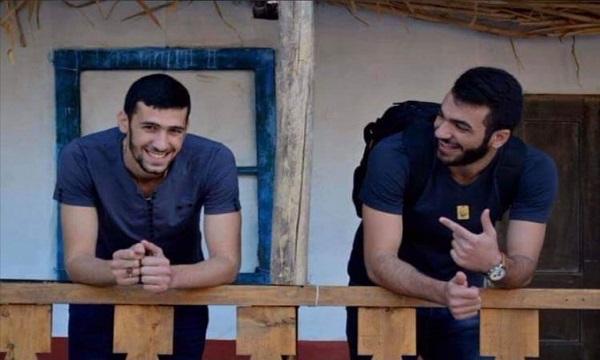 همخوانی شعر فارسی درباره امام رضا توسط 2 شهید لبنانی+ فیلم