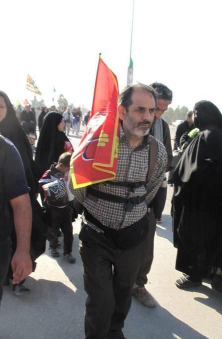 فرمانده شهید ایرانی که جانش را برای انمنیت زائرین اربعین فدا کرد