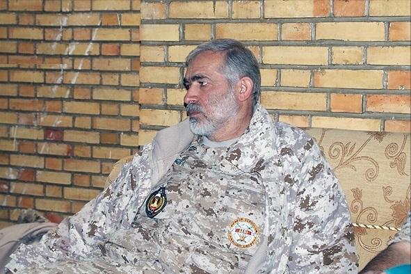 انتشار به مناسبت سومین سالروز شهادت سردار شهید حاج احمد مایلی