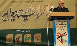 قدرت دفاعی و نظامی ایران مرهون دفاع مقدس است