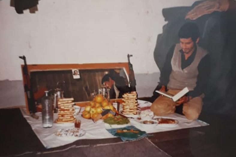 ۹ عید را در جبهه تحویل کردم/ متوسلیان با همه فرق داشت/ تحویل نوروز در جبهه تا سینه خیز رفتن در گِل