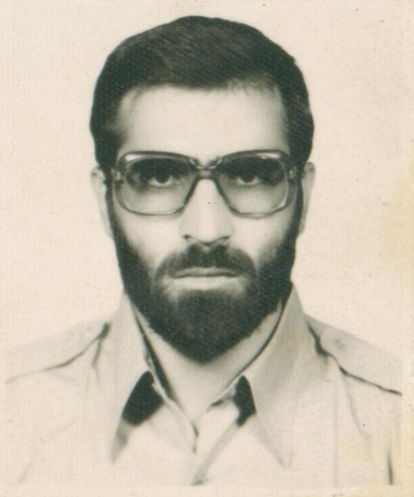 تصویر بسیجی شهید منصور عباسی کیان