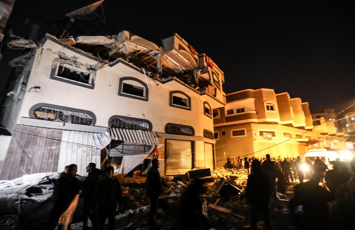 همه چیز درباره تازهترین شهید فلسطینی معروف به پدر موشکی غزه: