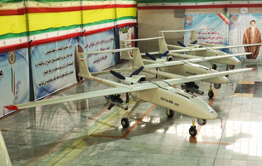 پهپادِ «مهاجر ۶»، سلاح مرگبار ایران در میدان جنگ + تصاویر