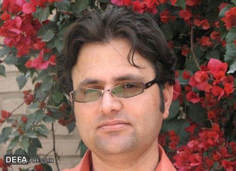 شهید داریوش رضایینژاد