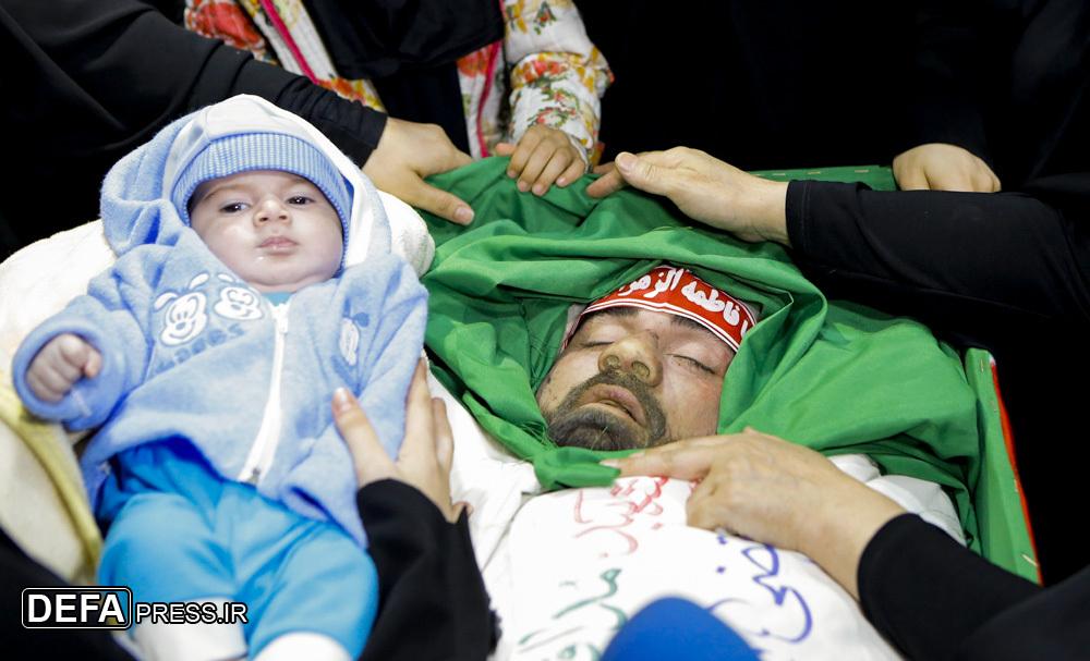 اصابت 50 گلوله از اسلحه شکاری به شهید «محمدحسین حدادیان»/ جمله رهبر انقلاب مرهم دل ما شد