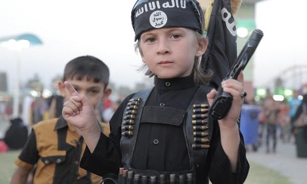 سرمایهگذاری کُردهای سوریه و آمریکاییها بر روی کودکان داعشی