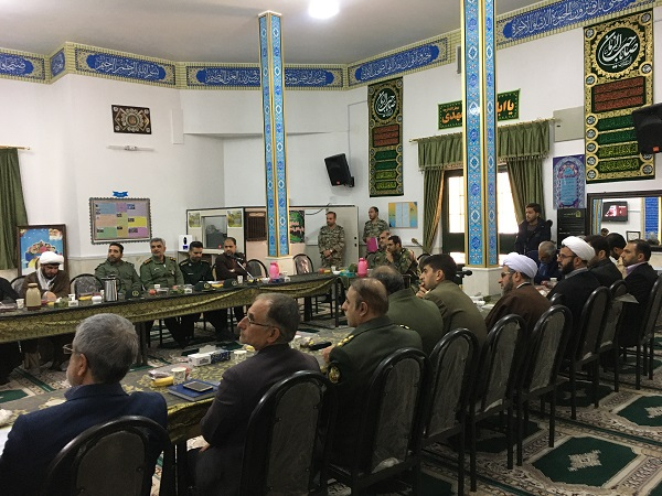 نشست اجلاسیه شهدای ارتش جمهوری اسلامی ایران برگزار شد