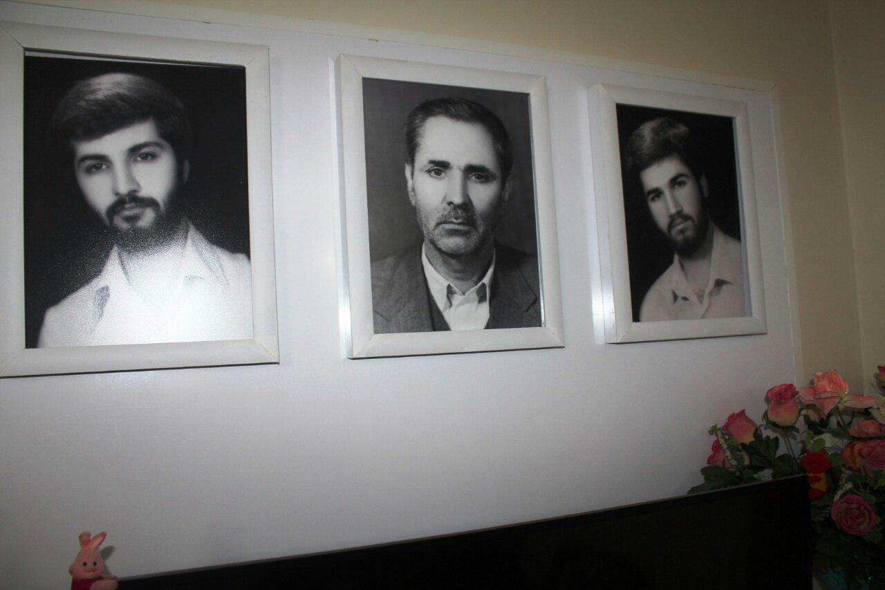 پایان انتظار مادر شهیدان خبرنگار بعد از ۱۳ سال