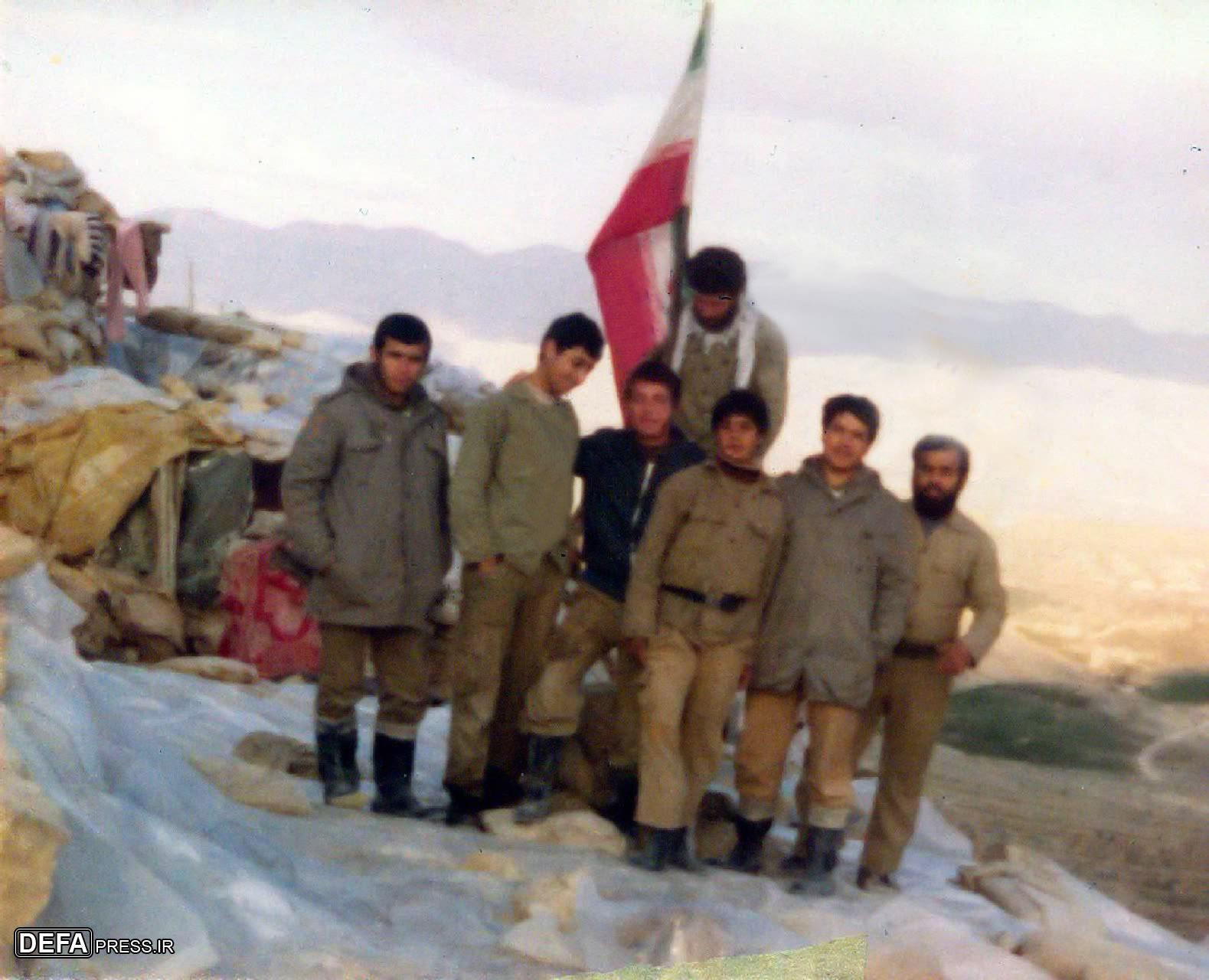 حال و هوای نوروز در جبههها