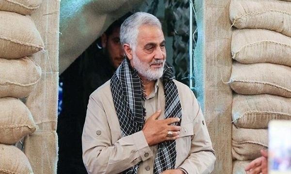 ماجرای سفر سردار سلیمانی به غزه و کمک به مردم منطقه