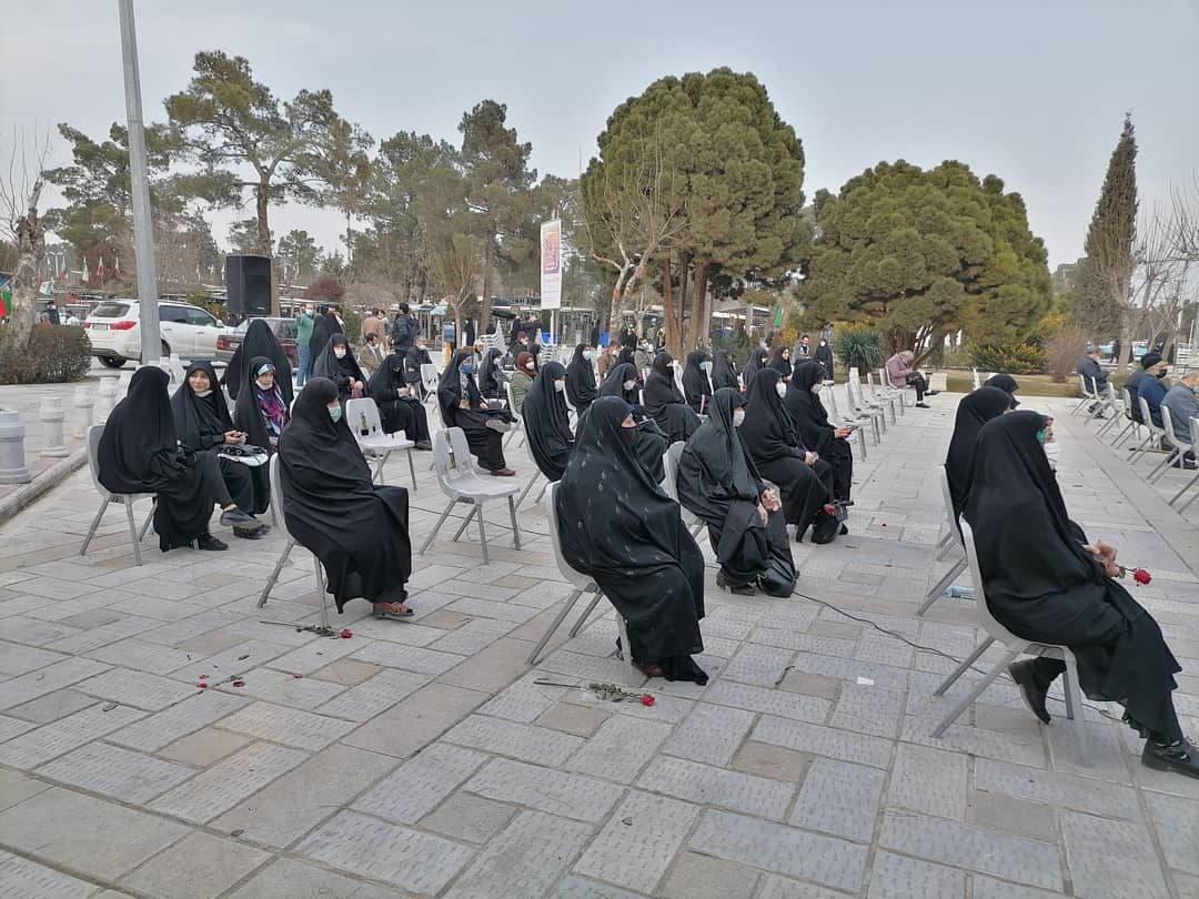 مراسم بزرگداشت شهید «جهاد عماد مغنیه» برگزار شد+ تصاویر