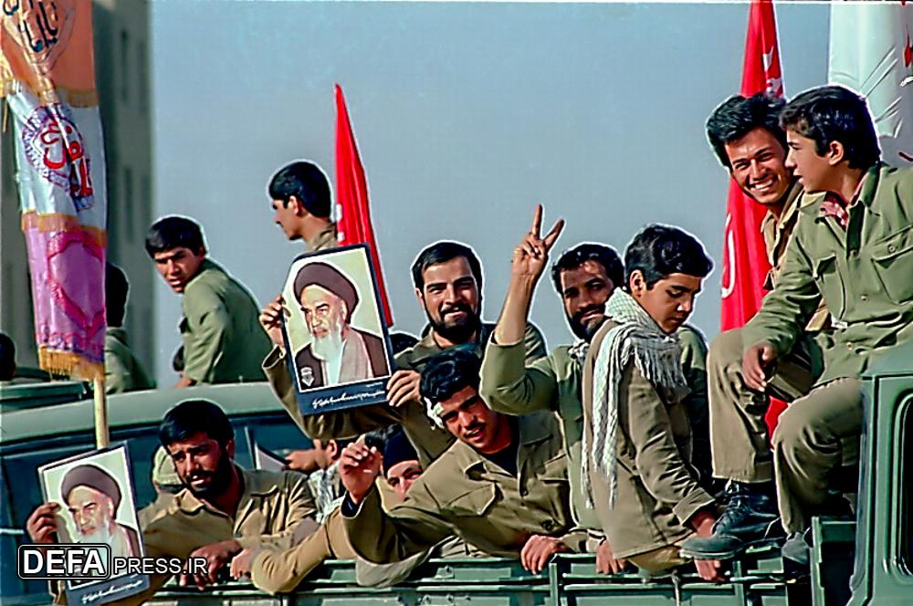 حیرت فرمانده نظامی پاکستان از اراده پولادین غواصان ایرانی در عملیات «والفجر ۸»