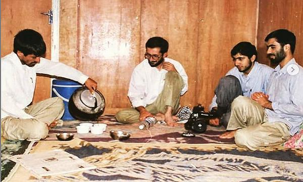 روایتی از یک عمر مجاهدت شهید گلمحمدی در تفحص شهدا