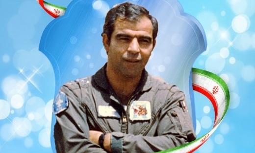 شناسایی پیکر پاک شهید خلبان بیک محمدی