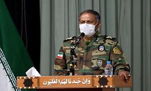ارتش ایران برای حفظ آمادگی و دفاع از کشور همواره در حال رزمایش است