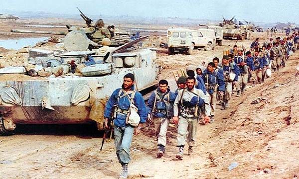 خاطره رزمنده دفاع مقدس از لحظه آزادی شهر مهران
