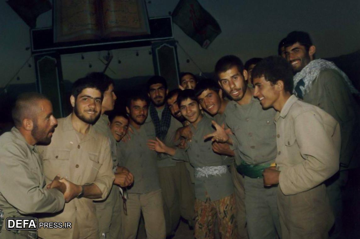 تودهنی رزمندگان ایرانی به صدام با رمز «یا ابوالفضل العباس»