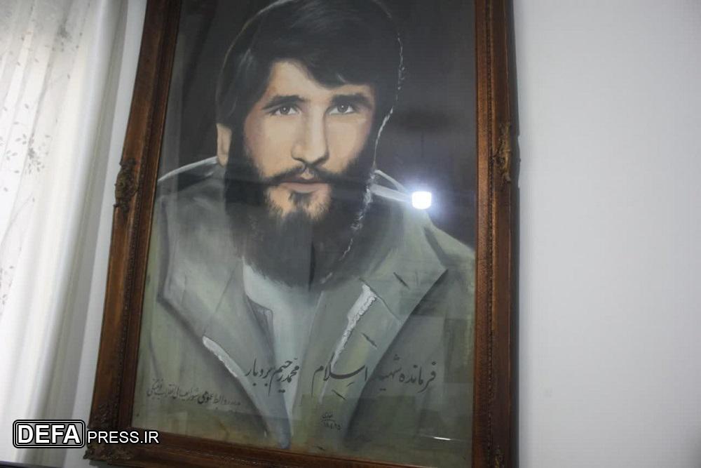 1023997 441 - تصاویر/ قدردانی مدیرکل حفظ آثار مازندران از خانواده سردار شهید «بردبار»