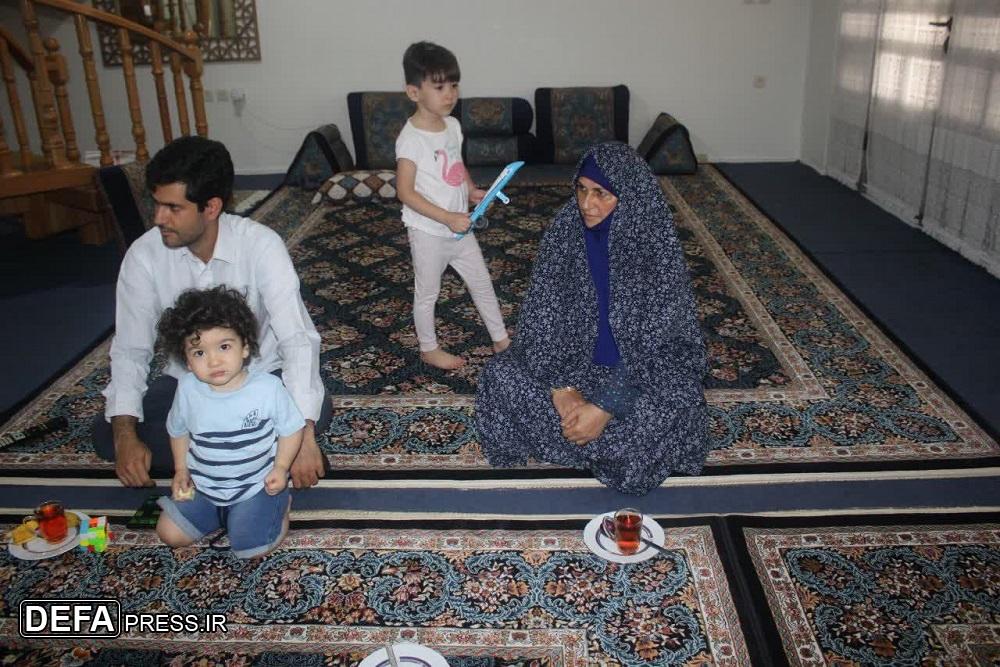1024000 472 - تصاویر/ قدردانی مدیرکل حفظ آثار مازندران از خانواده سردار شهید «بردبار»
