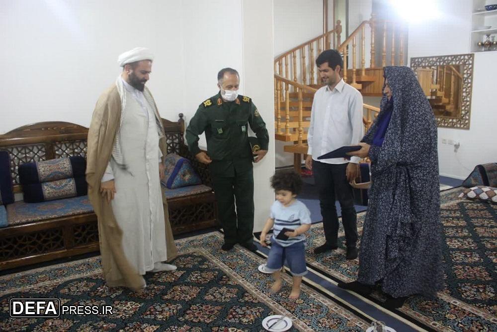 1024001 480 - تصاویر/ قدردانی مدیرکل حفظ آثار مازندران از خانواده سردار شهید «بردبار»