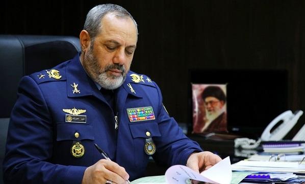 پیام فرمانده نیروی هوایی ارتش به مناسبت سالروز شهادت سرلشکر حسین لشکری