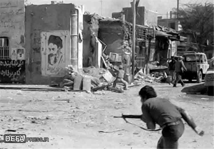 اعتراف افسر بعثی به «شجاعت» نیروهای مقاومت مردمی در خرمشهر