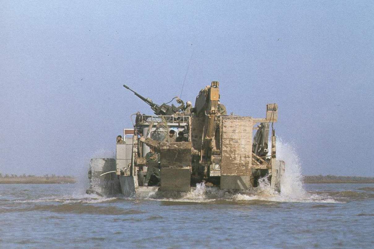 چگونگی تشکیل نیروی دریایی سپاه