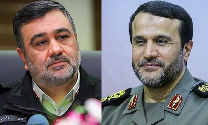 سردار کارگر در پیامی هفته نیروی انتظامی را به به سردار اشتری تبریک گفت