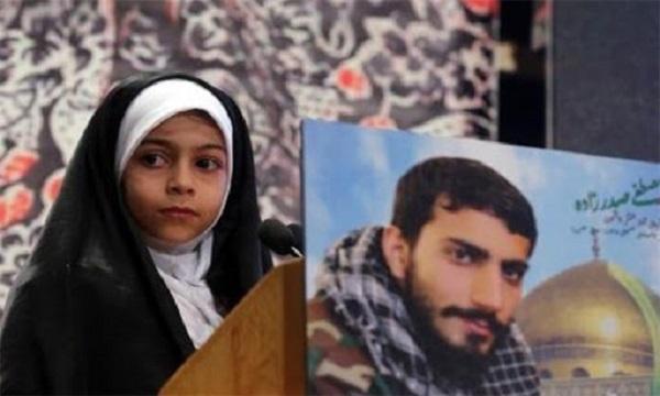 پیشنهاد سردار باقرزاده برای نامگذاری روز «دختران شهدا»