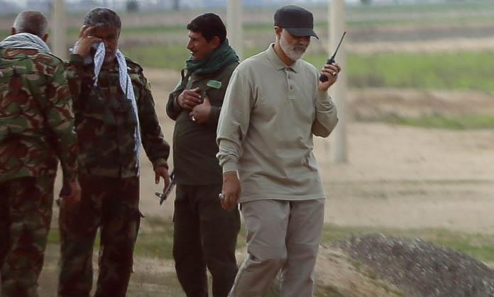 نقش حاج قاسم در وحدت بین ایران و عراق/ چرایی نجات کردستان عراق از دست داعش
