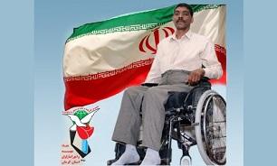 جانباز ۷۰ درصد «منصور بابایی» به همرزمان شهیدش پیوست